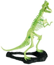Geoworld Tryannosaurus Rex Skeleton Glow In The Dark