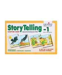 Creatives - Story Telling 1