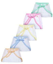 Tinycare Baby Cloth Nappy Large - Set of 5