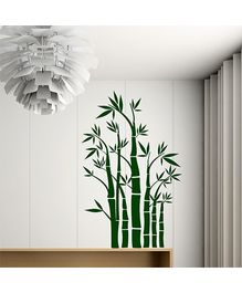 Chipakk Mini Bamboos Wall Decal Green - Medium