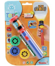 Simba World Of Toys Plastic Projector - 19 cm