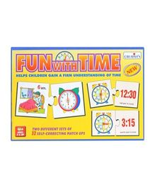 Creatives - Fun with Time
