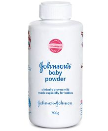 Johnson's baby Powder Mildness - 700 grams