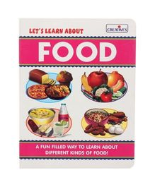 Creative Let's Learn About Food
