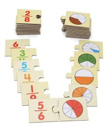 Creative's – Fun with Fractions