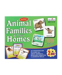 Creative's – Animal Families & Their Homes