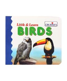 Creative's - Look & Learn - Birds