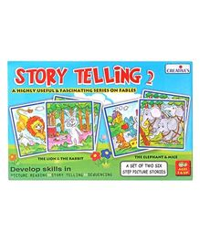 Creative's – Story Telling 2