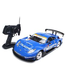 MJX Toys Nissan Fairlady Z Super GT 500 Remote Control Car- Blue