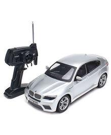 MJX Toys BMW X6 M - Silver RC Car