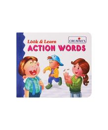 Creative's - Look & Learn - Action Words