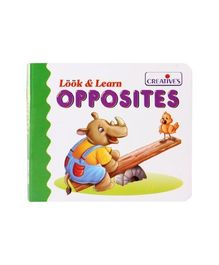 Creative's - Look & Learn - Opposites