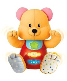 Winfun Musical Smart Jungle Bear - 21 cm