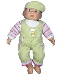 Luvable Friends Boy Baby Toy - Green
