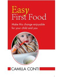 Pegasus Easy First Food Book - English