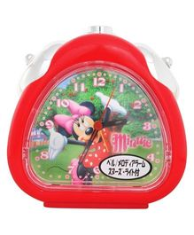 Mickey Mouse And Friends Minnie Mouse Alarm Clock