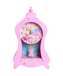 Barbie Musical Clock - Pink