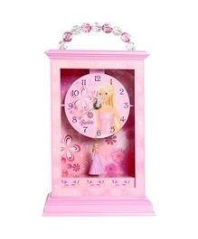 Barbie - Musical Clock