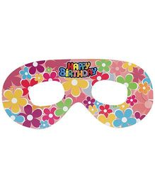 Karmallys Eye Mask Set- Multicolor