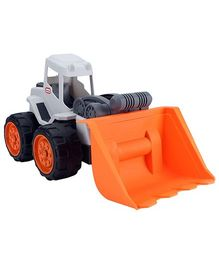 Little Tikes Dirt Diggers Front Loader - Gey And Orange