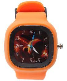 Titan Zoop Analog Wrist Watch - Orange