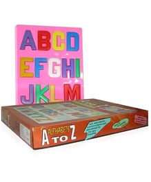 Jana Alphabets A To Z