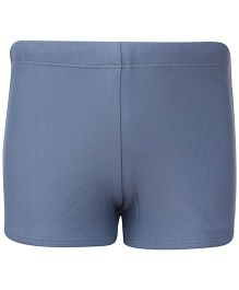 Veloz Swimming Trunk Plain - Dark Grey