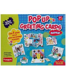 Funskool Pop Up Greeting Card
