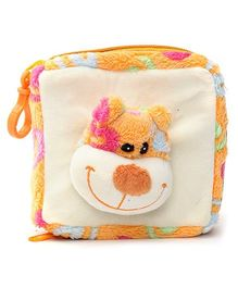 Play N Pets Cat Design CD Case Orange - 15 cm
