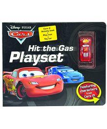 Parragon Disney Pixar Cars Hit The Gas Playset - English