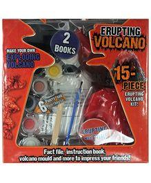 Parragon Erupting Volcano