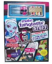 Parragon Monster High Make Fangtastic Stuff - English