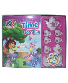 Parragon Dora The Explorer Time for Tea - English