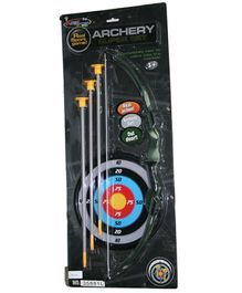 Adraxx Mini Recurve Archery Bow Set For Kids