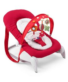 Chicco Hoopla Baby Bouncer- Red Wave