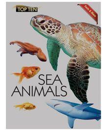 Macaw Sea Animals English