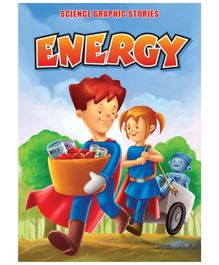 Macaw Science Graphic Stories English - Energy