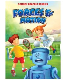 Macaw Forces And Motion Book - English