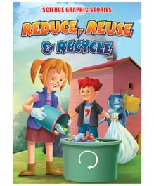 Macaw Reduce Reuse And Recycle Book - English