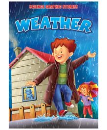 Macaw Science Graphic Stories Book Weather - English