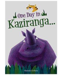 Macaw One Day In Kaziranga Book - English