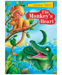 Macaw The Monkey's Heart Story Book - English