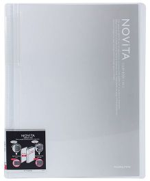 Kokuyo Display File 20 Pocket A4 Size - White