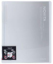 Kokuyo Display File 20 Pocket A4 Size - White
