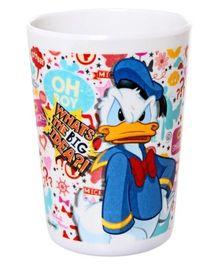 Tumbler - Goofy & Donald Duck