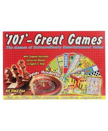 Yash Toys 101 Great Games