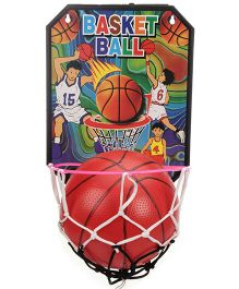 Kumar Toys Deluxe Basket Ball Set