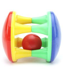 Venus Baby Fun Rattle (Color May Vary)