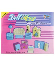 Sunny Doll House (Color May Vary)