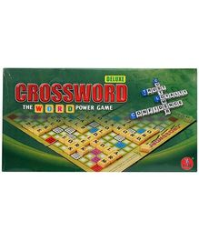 Yash Toys Crossword Delux Green